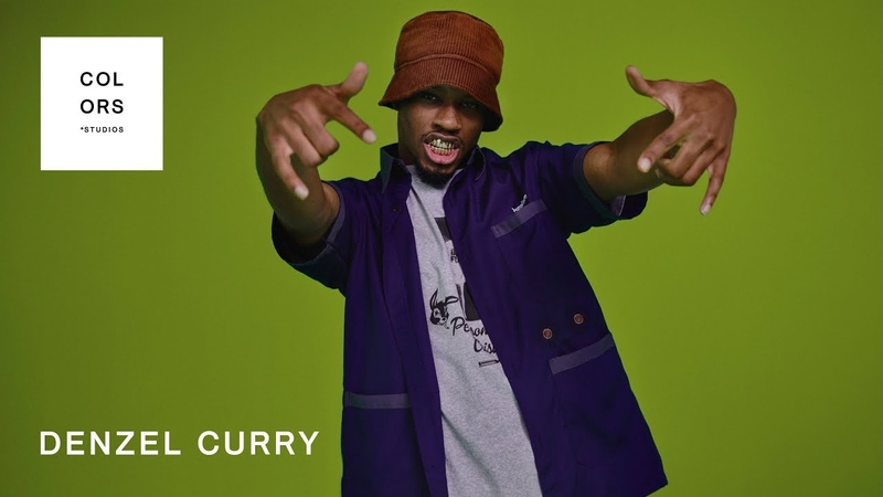 Denzel Curry Diet A COLORS SHOW