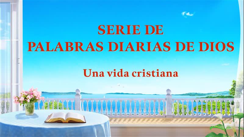 Palabras diarias de Dios La obra de Dios y la obra del hombre Fragmento 8