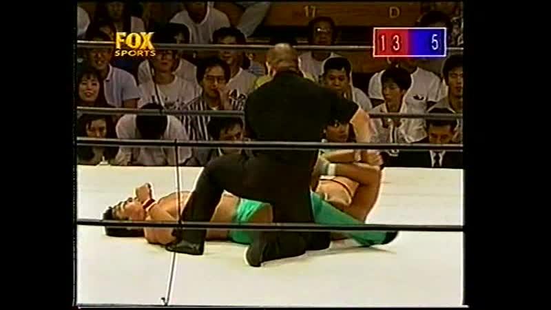 Bushido on FOX Sports 8 2