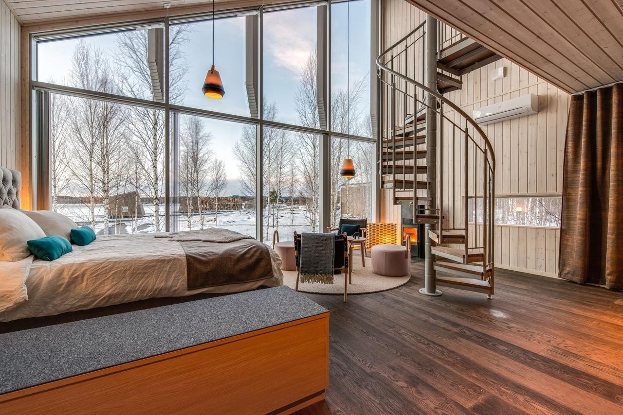 Отель в Швеции