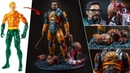 HALF LIFE - Gordon Freeman | Toy Makeover (Transformando Action Figure do Aquaman) | Criassauro