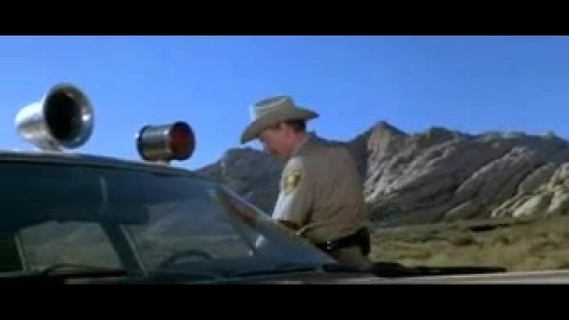 Автомобиль убийца Ад на колесах The Car 1977