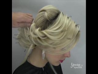 Подборка причёсок на новогодний корпоратив! Просто шиик!