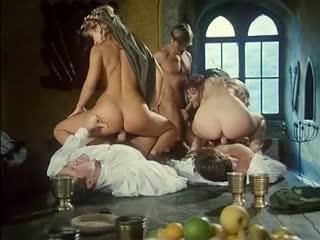 Decameron 3 Tales Of Desire(1996) Retro.Ретро.порно.секс