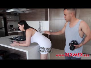 My Stepmom My Erotic Model Part 3 - Pamela Rios (SexMex) | Altyazılı Porno İzle