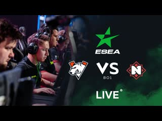 vs Nemiga, bo1. ESEA MDL Season 32 Europe