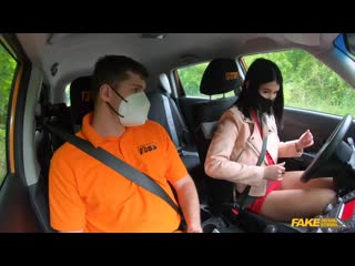 [FakeDrivingSchool] Lady Dee - Suck My Disinfected Burning Cock