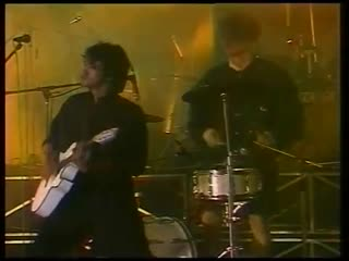 Выступление группы КИНО на фестивале МУЗ-ЭКО90 _ Донецк, 2 июня 1990