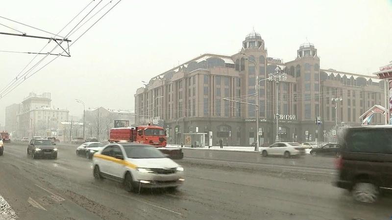 Погода в Центральной России вновь идёт на рекорд!...