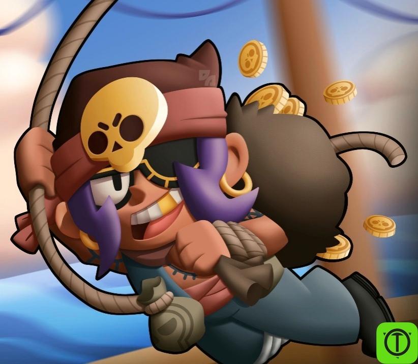 #Концепт Пират Сэнди 🏴☠️