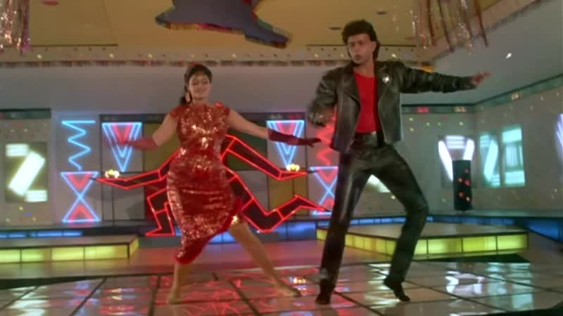 Ek Do Teen ¦ Mithun ¦ Srdevi ¦ Waqt Ki Awaz ¦ Bollywood Songs ¦ Alisha Chinoy and Sudesh Bhosle