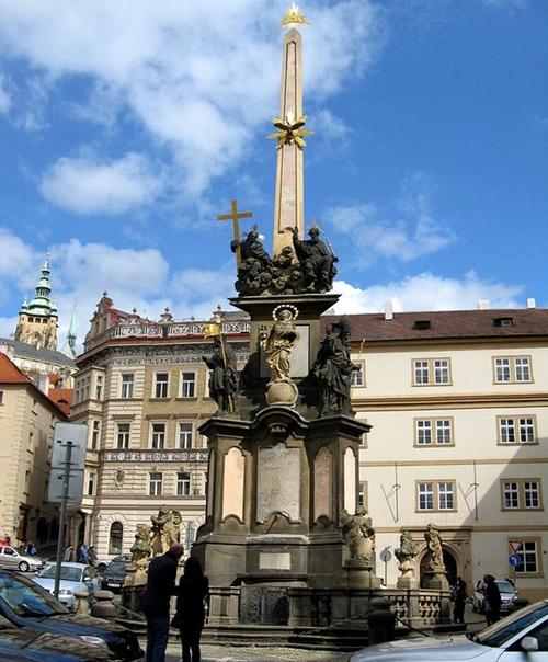 Какие тайны хранят чумные колонны Европы  памятники барочной архитектуры с мрачным смыслом