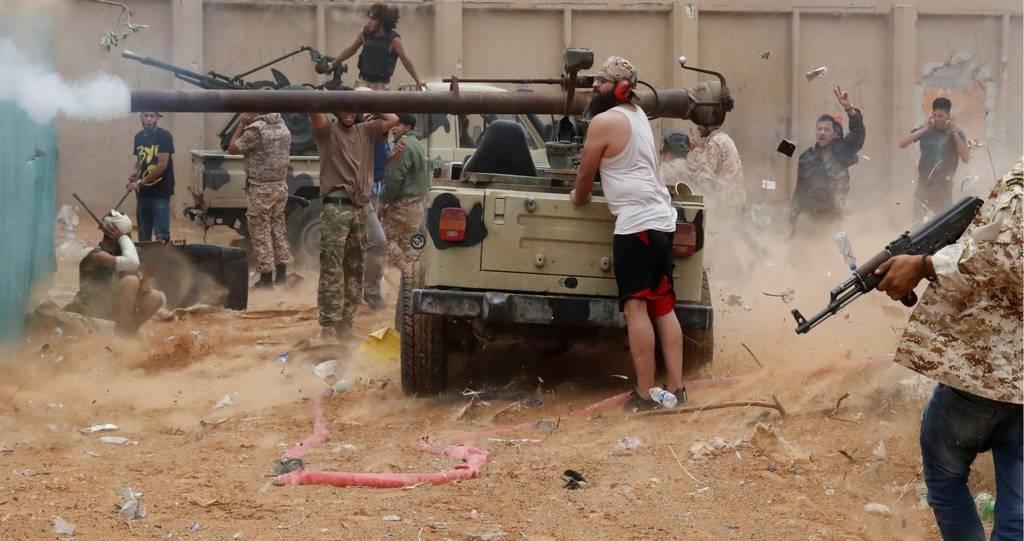 Война в Ливии:итоги 2019 года, изображение №1