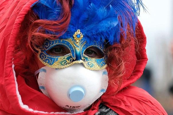 Коронавирус наводит ужас на Италию. В Италии уже началась эпидемия и из-за нее там отменяют различные мероприятия. Не состоится Венецианский уличный карнавал, а также были отменены три