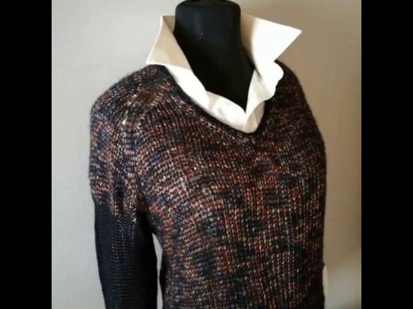 пуловер реглан Пуловер Чёрное золото