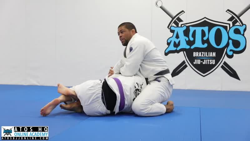 How to Apply an Arm Bar From Half Guard - Andre Galvao how to apply an arm bar from half guard - andre galvao