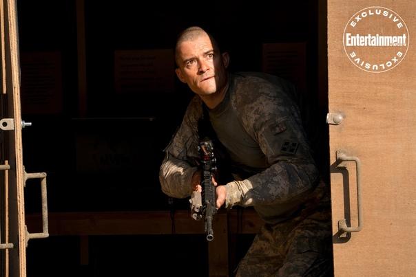 Орландо Блум и Скотт Иствуд на первых кадрах и в трейлере военного боевика «Форпост» Лента расскажет о сражении за Камдеш, произошедшем в 2009 году во время войны в Афганистане.В России премьера