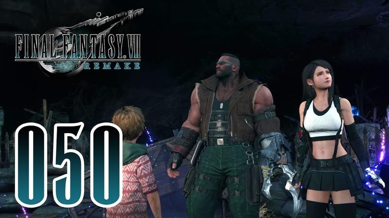 Final Fantasy 7 REMAKE Deutsch 050 Die verschwundenen Kinder