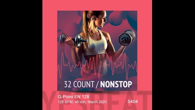 G-Point EN 128 (128 BPM, 46 min, March 2020