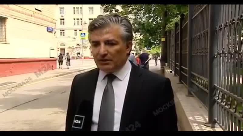Адвокат Ефремова отрицает что артист отказался от признания вины Эльман Пашаев заявил что его не так поняли