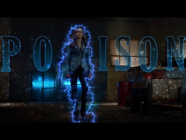 Caitlin Snow || Killer Frost Tribute {Poison}