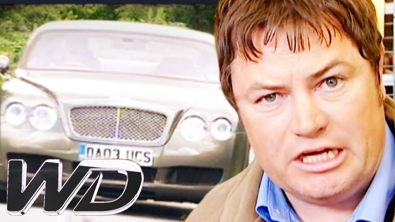 Buying Restoring A1983 Bentley For £5 000 Wheeler Dealers