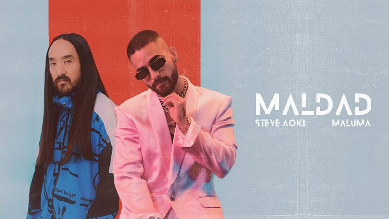 Steve Aoki Maluma Maldad Official Video Ultra Music