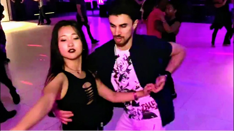 Jay Sean - Ride It Dance   Igor Fraga Emi Ferguson   Social Dancing Zouk Atlanta Midnight Marathon