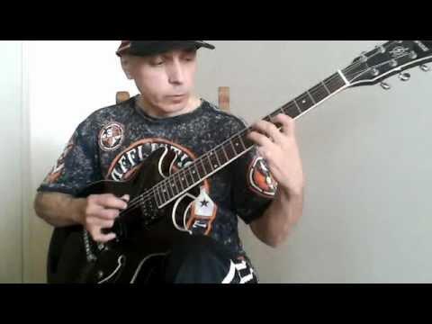 Guitarlick 2 Hybrid A Minor Pentatonic Great Guitar Solo for Guitar Geeks