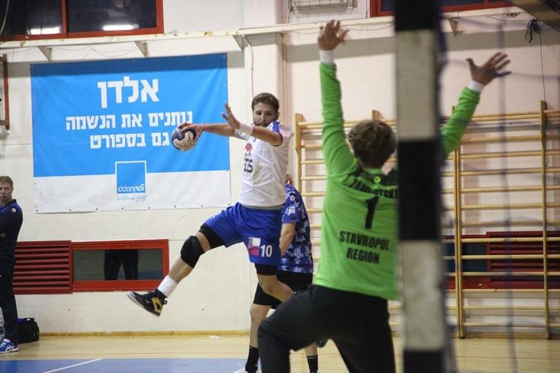 """Кубок вызова. """"Виктор"""" в Израиле. Ничью увидели немногие, изображение №3"""