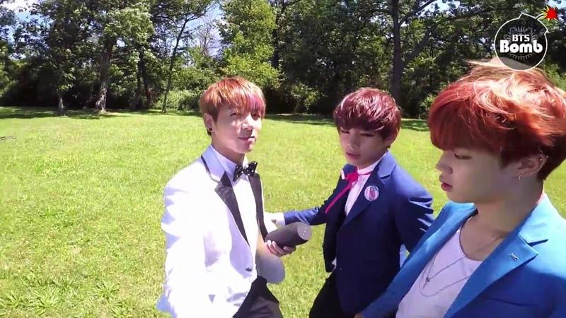 BANGTAN BOMB Show Me Your BBA SAE BTS 방탄소년단