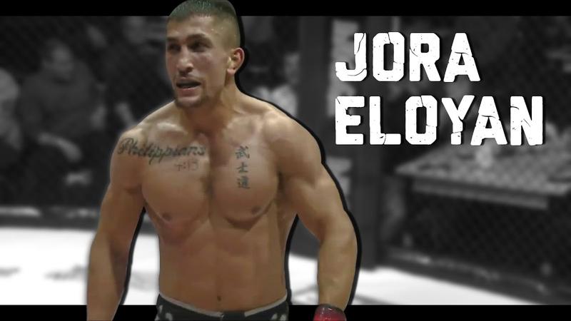 Jora Eloyan - Armenian Warrior (MMA)