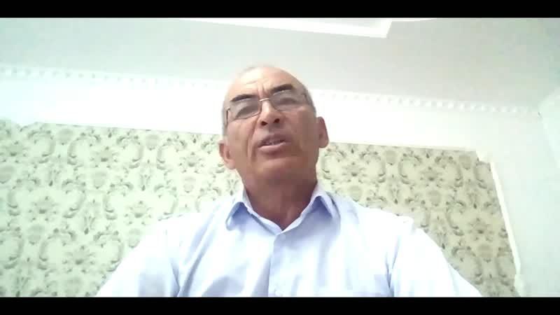 Сайфутдин Исмаилов Мәслихат төбелер