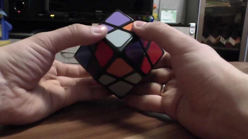 Skewb dodecahedron ( Stone skewb ) Скьюб додекаэдр, сборка, ч. 3