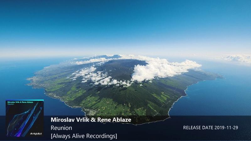 ♫ Uplifting Trance l Miroslav Vrlik Rene Ablaze - Reunion [Always Alive Recordings]