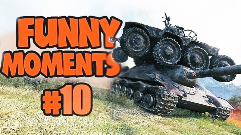 Wot Funny Moments 10 World of Tanks FAILS WINS
