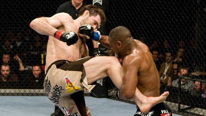 Free Fight: Rashad Evans vs Forrest Griffin UFC 92 2008