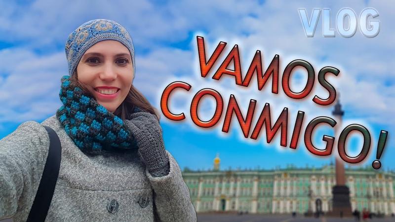 Vamos te ENSEÑO San -Petersburgo! Mi ciudad favorito en RUSIA!