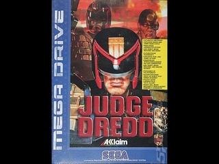 Judge Dredd Прохождение (Sega Rus)