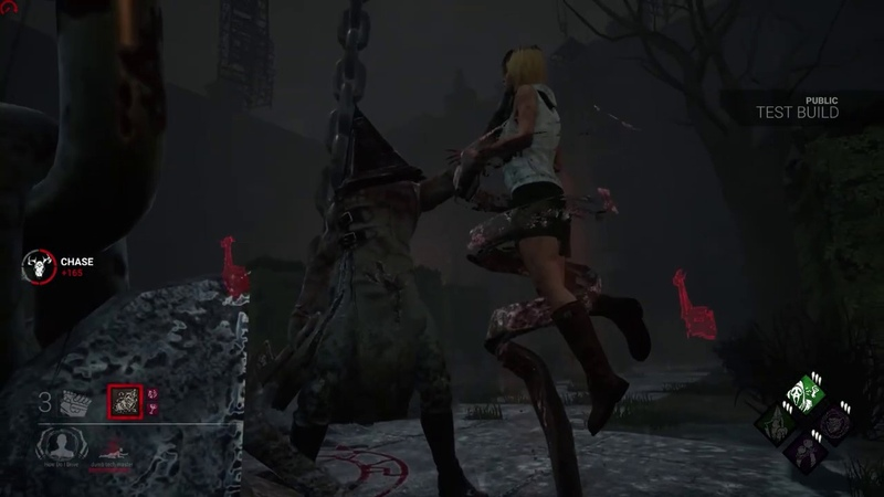 PYRAMID HEAD MORI THE EXECUTIONER DEAD BY DAYLIGHT