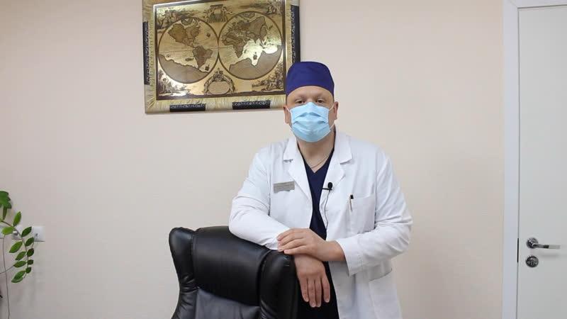 Поздравление главного врача Александра Нохрина с Днем медицинского работника