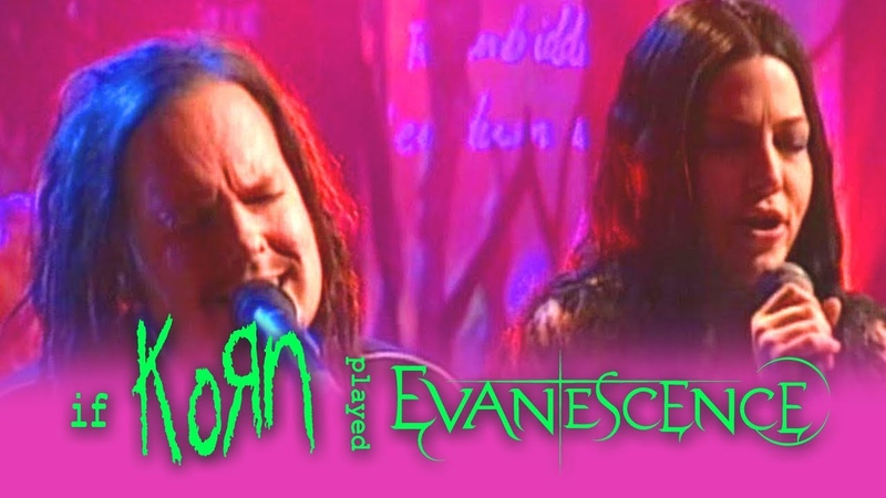 If Korn played GOING UNDER Korn Evanescence Cover