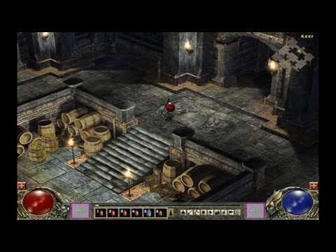 Early Diablo 3 2005 Deleted Poject