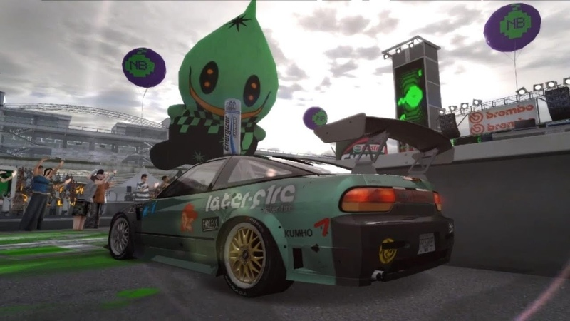 NFS ProStreet Rebalance mod Noisebomb Drift Autopolis Raceday All Track Records