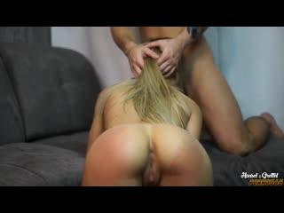 Трахнул молоденькую студентку [порно, секс, трахает, русское, инцест