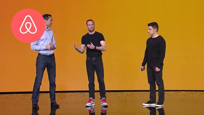Brian Chesky Launches Trips Airbnb Open 2016 Airbnb