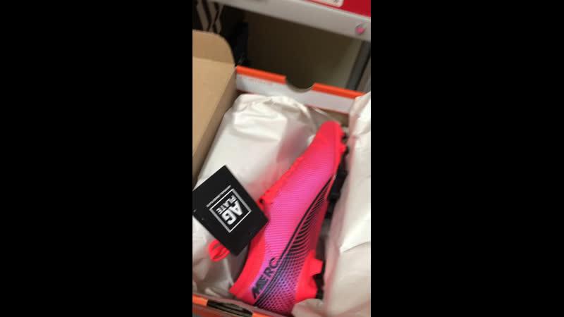 Nike Mercurial Vapor 13 Pro AG-Pro