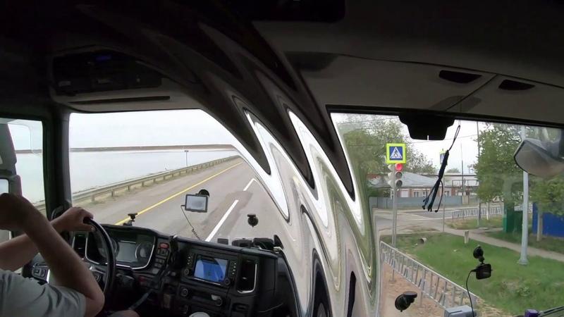 $437 Scania S500 Приколы с документами Маршрут длиной в 9000км начался