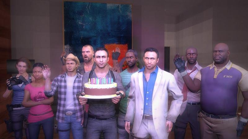 ☨✨ {Gmod} - Happy Birthday Ellis! ✨☨ (Animation)