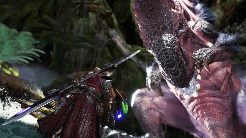 Monster Hunter: World. Доспех Анджи Аньянат